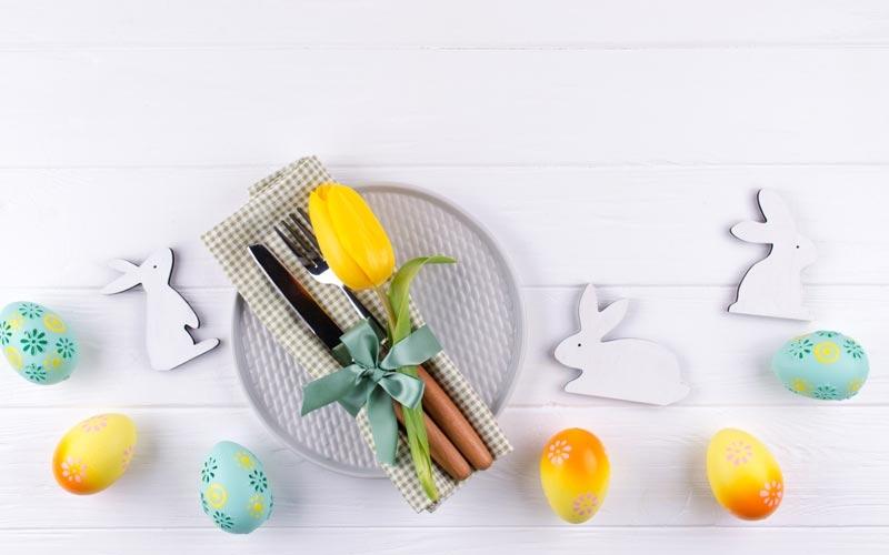 Pranzo di Pasqua a casa